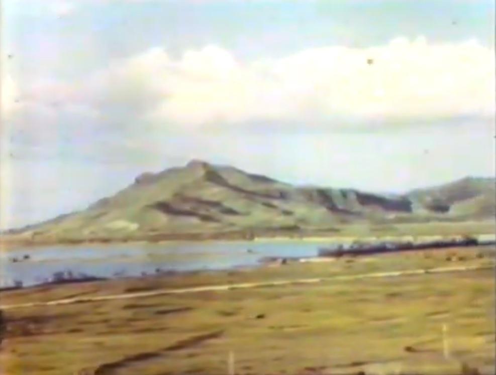 1940年代末の沖縄を撮影したカラー映像を公開しました